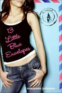 Review of 13 Little Blue Envelopes by Maureen Johnson