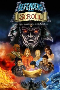 DNF Review of Defenders of the Scroll by Shiraz