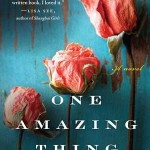 One Amazing Thing by Chitra Banerjee Divakaruni is a smattering of short stories within the context of a larger story. It's a great book.