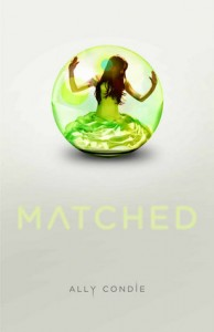 Matched Ally Condie Book Cover