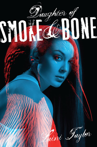 Smoke And Bone, Laini Taylor, Book Cover