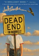Book Cover of Dead End In Norvelt by Jack Gantos