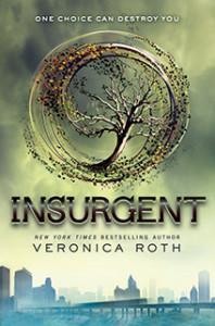 Insurgent, Veronica Roth, Book Cover, Divergent Sequel Cover