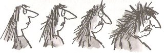 The Twits Ugly Process, Roald Dahl