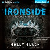 Ironside, Holly Black, Audiobook Cover