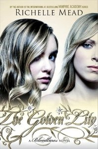 The Golden Lily, Richelle Mead, Book Cover