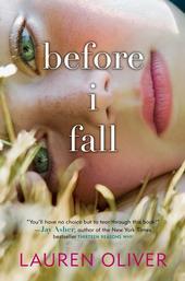 Before I fall, Lauren Oliver, Book Cover, Sam Kingston