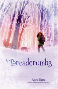 Breadcrumbs, Anne Ursu, Book Cover, Forest, Wolves, HAzel