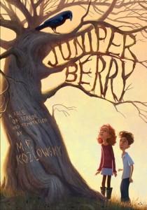 Juniper Berry, MP Kozlowsky, Book Cover