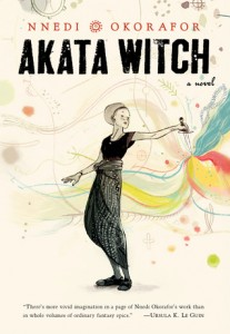 Akata Witch, Nnedi Okorafor, Book Cover