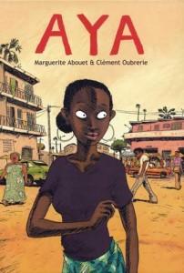 Aya, Marguerite Abouet, Book Cover