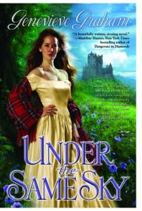 Under The Same Sky, Genevieve Graham, Book Cover