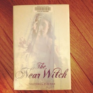 Instagram of The Near Witch, Victoria Schwab