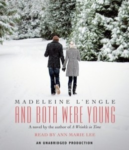 And Both Were Young, Madeleine L'Engle, Audiobook, cover