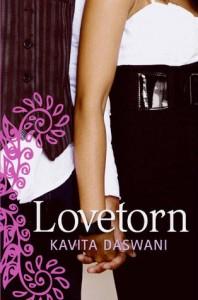 Lovetorn, Kavita Daswani, Book Cover