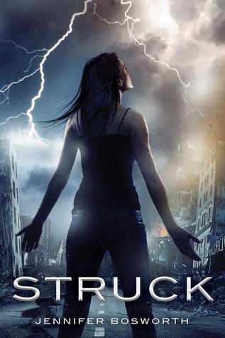 Struck, Jennifer Bosworth, Book Cover