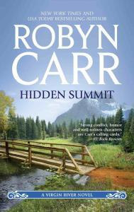 Hidden Summit Robin Carr Virgin River Robyn Carr Book Cover