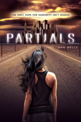Partials Dan Wells Book Review Cover