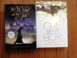 In My Mailbox 2 books