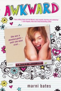 Awkward Marni Bates Book Cover