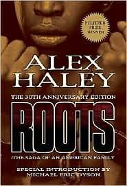 Roots Alex Haley Book Cover