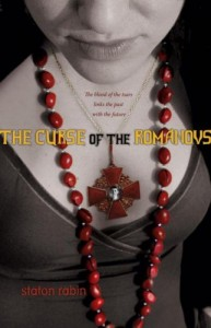 The Curse Of The Romanovs Staton Rabin Book Cover