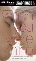 When You Were Mine Rebecca Serle Audiobook Cover