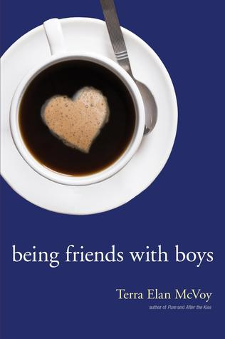 Being Friends With Boys Terra Elan McVoy Book Cover