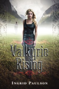 Valkyrie Rising Ingrid Book Cover