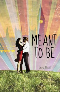 Meant To Be Lauren Morrill Book Cover