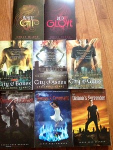 Signed Books Prize