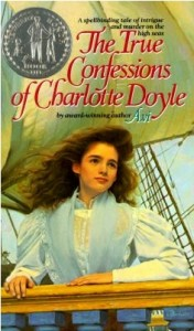 The True Confessions Of Charlotte Doyle Avi Book Cover