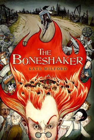 The Boneshaker Kate Milford Book Review