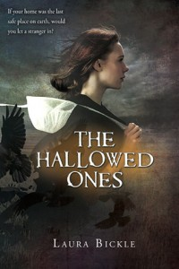 The Hallowed Ones Laura Bickle Book Cover