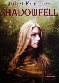Shadowfell Juliet Marillier Book Cover