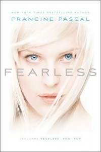 Fearless by Francine Pascal Book Cover