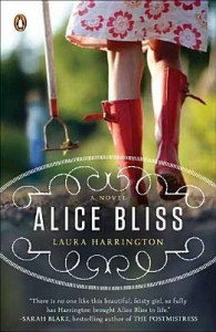 Alice Bliss Laura Harrington Book Cover