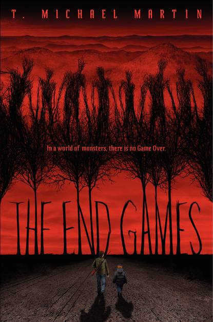The End Games T Michael Martin Book Cover