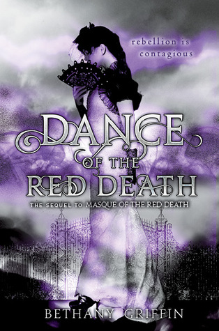 Dance Of The Red Death Bethany Griffin