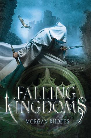 Falling Kingdoms Morgan Rhodes Book Cover
