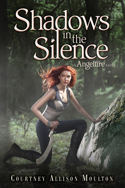 Shadows In The Silence Courtney Allison Moulton Book Cover