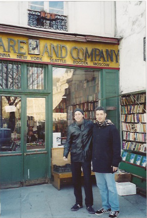 Shakespeare And Co Gayle Forman