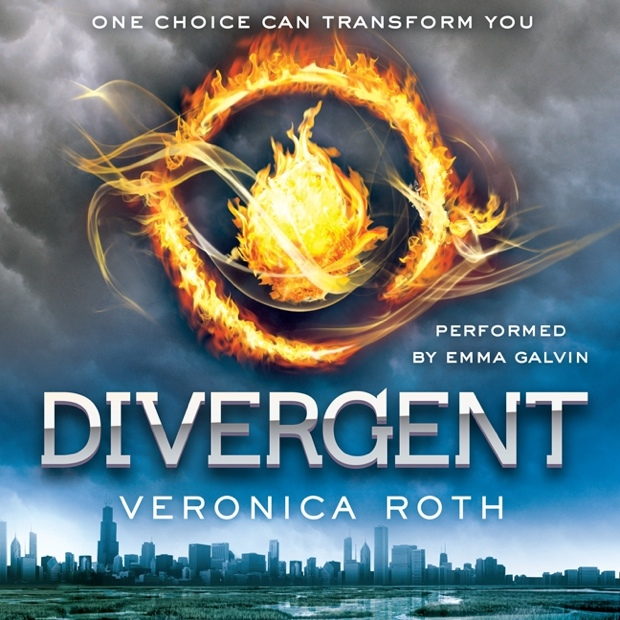 Divergent | Veronica Roth | Audiobook Review | Good Books ...