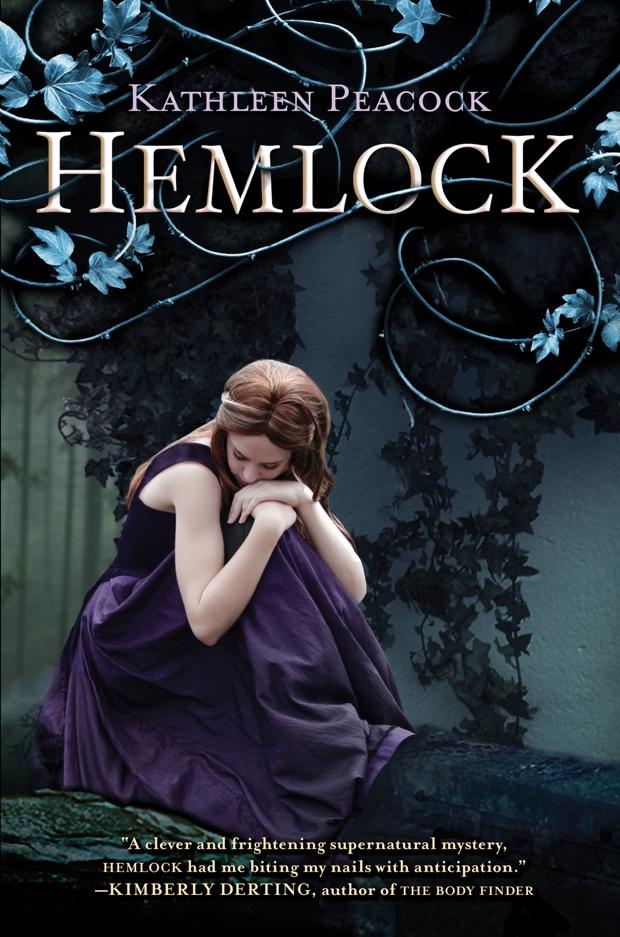 Hemlock by Kathleen Peacock | Good Books And Good Wine