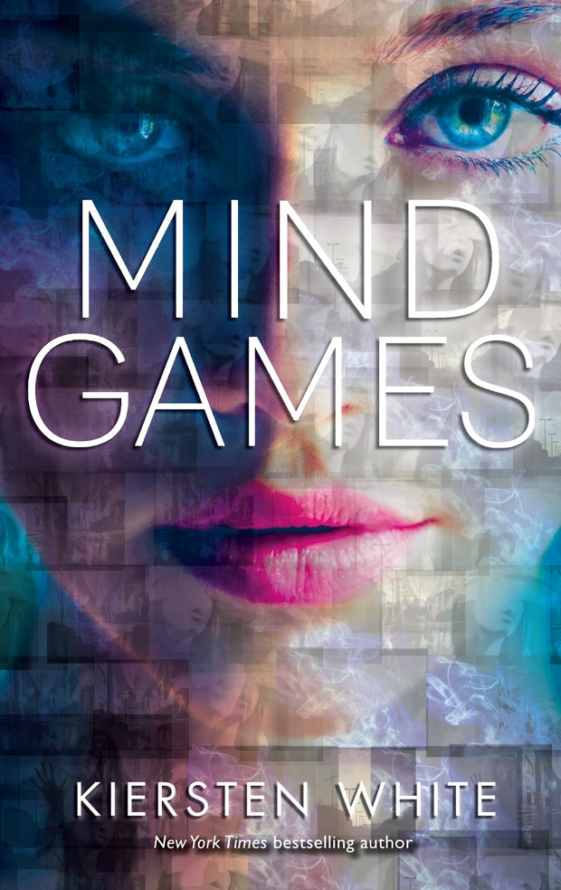 Mind Games by Kiersten White | Good Books And Good Wine