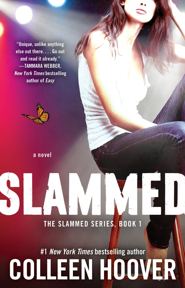 Slammed by Colleen Hoover | Good Books And Good Wine