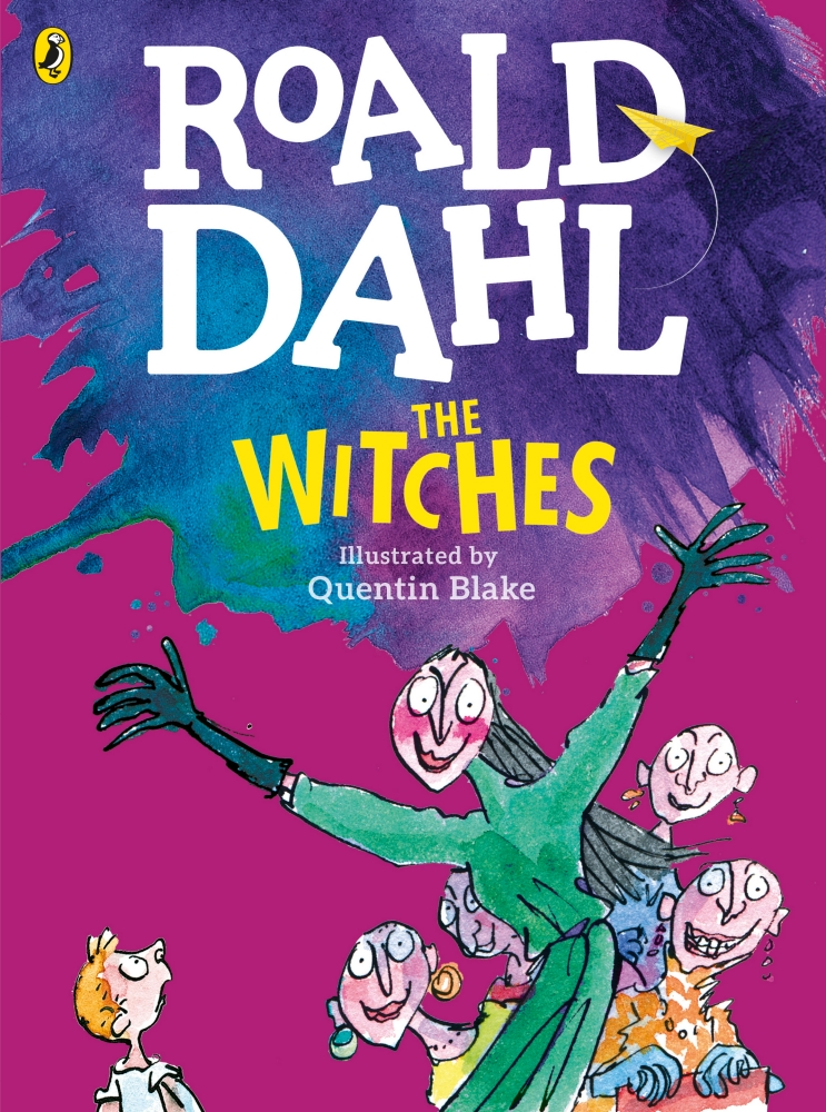 The Witches Roald Dahl Audiobook Review Good Books