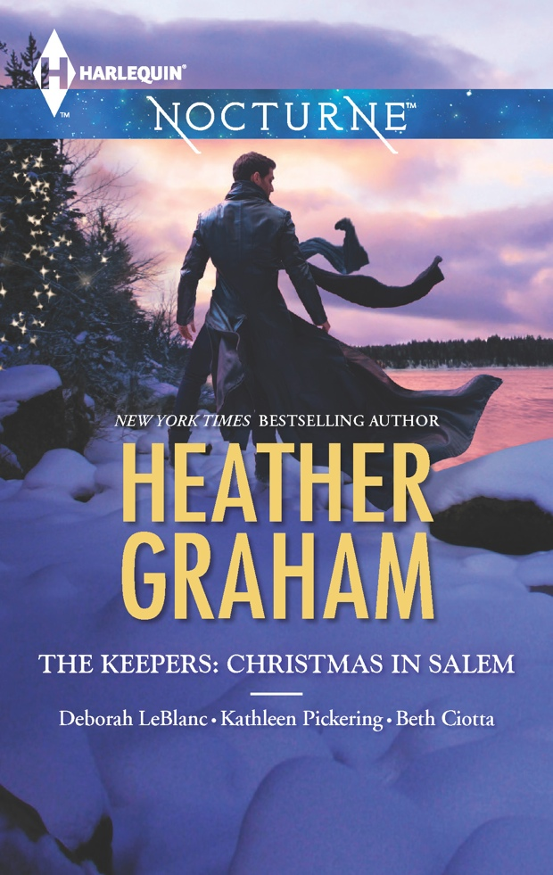 The Keepers: Christmas In Salem   Good Books And Good Wine