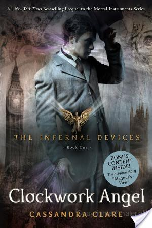 Review of Clockwork Angel by Cassandra Clare