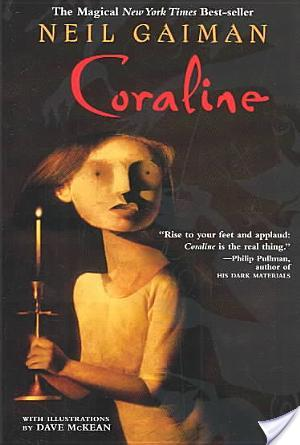 Review of Coraline by Neil Gaiman
